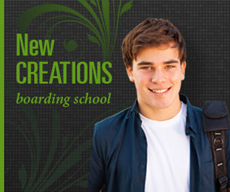 Christian boarding school residential program for teenagers