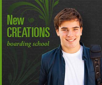 Christian boarding school residential program for teenagers