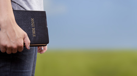 courageous bible carrying